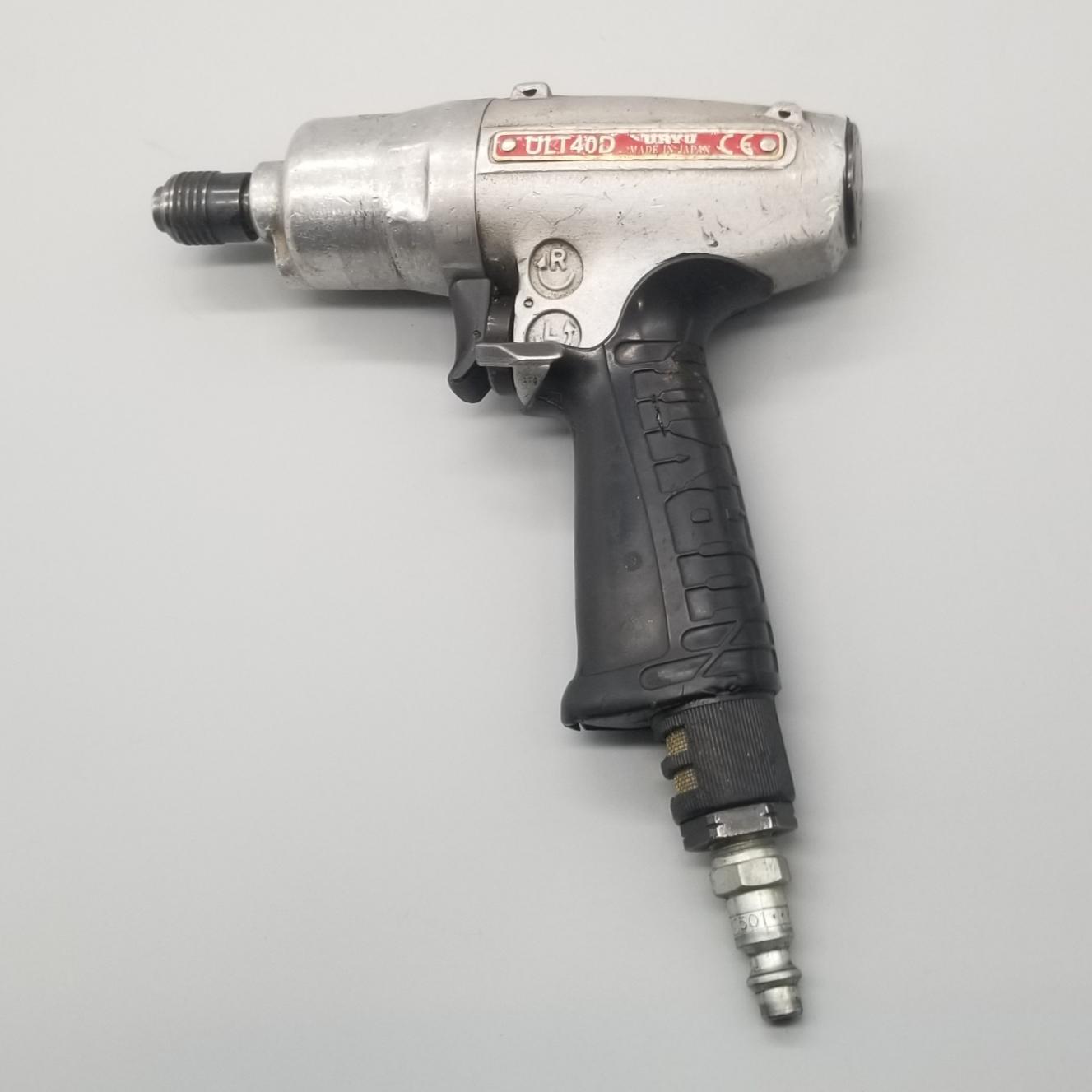 Uryu ULT40D Pistol Grip Nutrunner Torque Gun 1/4″ Inline Pulse Air Tool