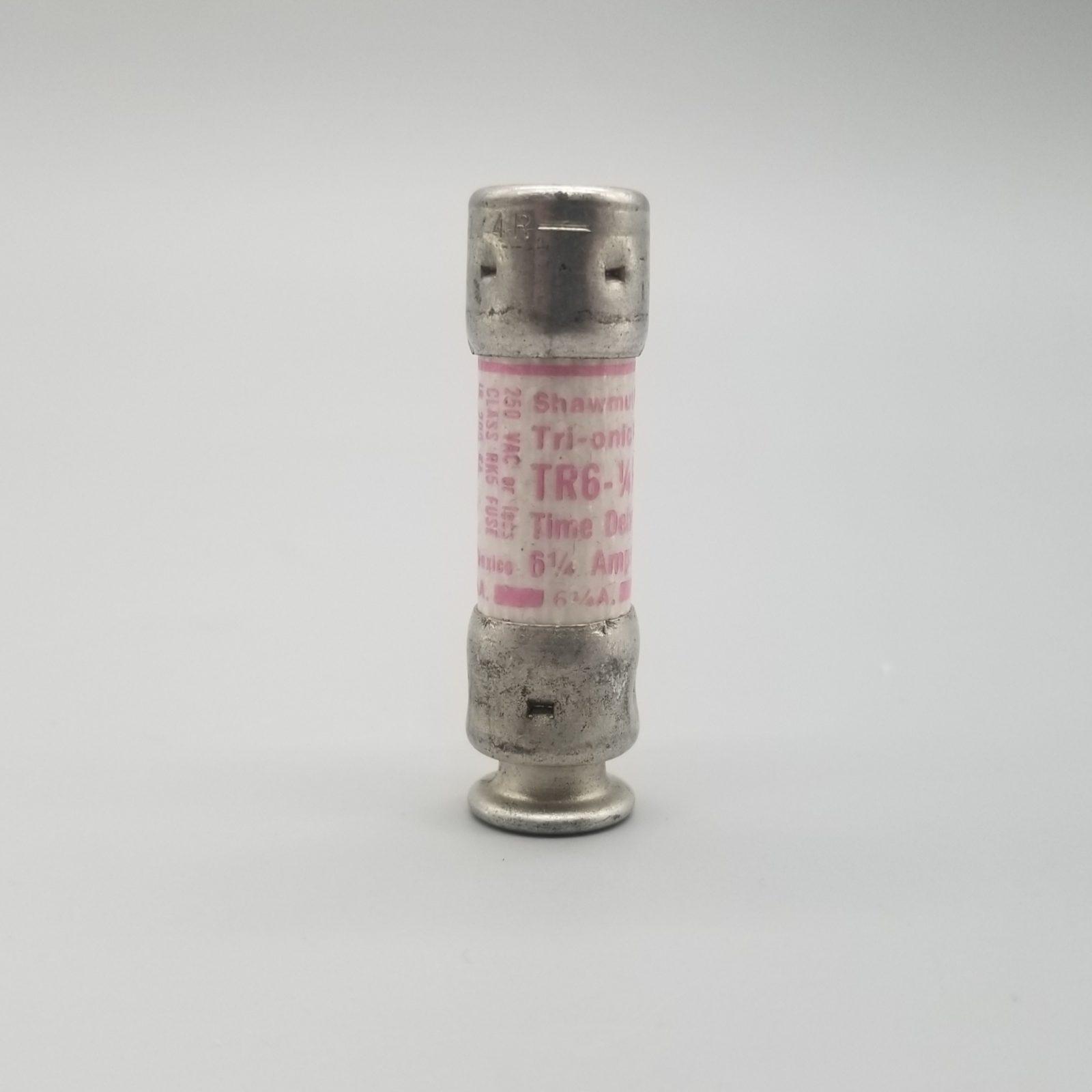 Gould Shawmut TR6-1/4R Fuse 6-1/4 AMP,