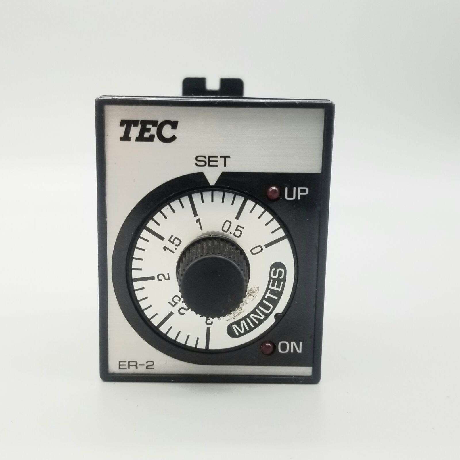 TEC Time Delay Relay, 120 VAC, ER-2103M-B Timer